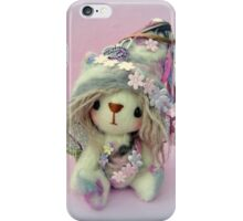 Fayelinn Fairy - Handmade bears from Teddy Bear Orphans iPhone Case/Skin