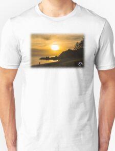Dragon sunset T-Shirt
