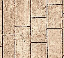 Old brick wall by ibphotos