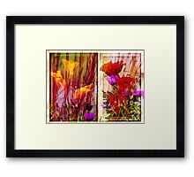 Combined Perfection Framed Print