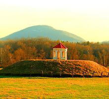 The Indian Mound by Chelei
