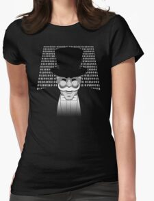 A One Or A Zero? Womens Fitted T-Shirt
