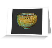 teabowl Greeting Card