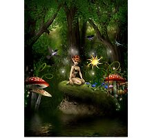 The Secret Garden Photographic Print