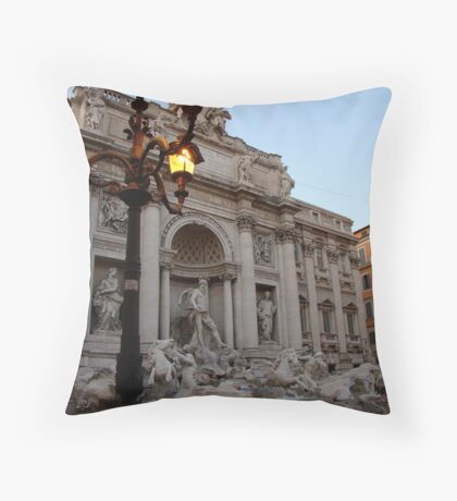 Come Back Again Some Day Throw Pillow