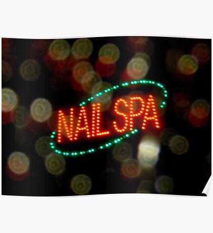Nail Spa Poster