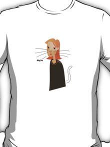 Ginger Catgirl II T-Shirt