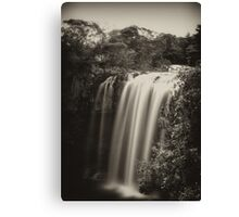 Rainbow Falls KeriKeri Canvas Print