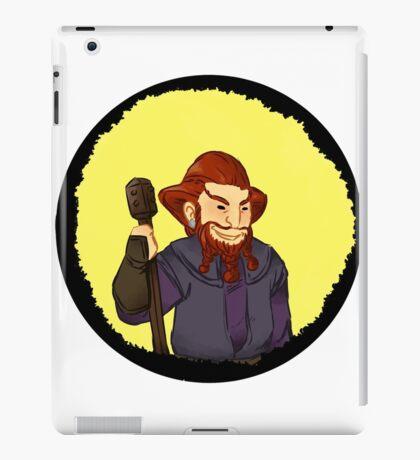 Nori the dwarf iPad Case/Skin