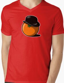 Alex DeOrange Mens V-Neck T-Shirt