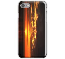 That time of the day iPhone Case/Skin