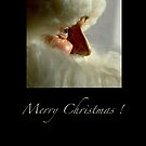 merry christmas by notecards