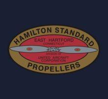 Hamilton Standard Logo Reproduction