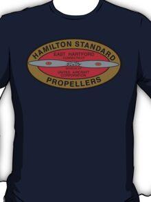 Hamilton Standard Logo Reproduction T-Shirt