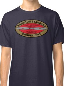 Hamilton Standard Logo Reproduction Classic T-Shirt