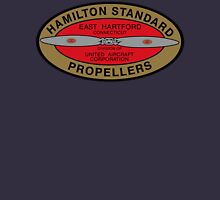 Hamilton Standard Logo Reproduction Unisex T-Shirt