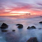 Sunrise at Soldiers Beach #2 by Mathew Courtney