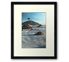 Battery Point Framed Print