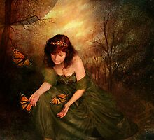 Oh Butterfly Where Do You Go by Rozalia Toth