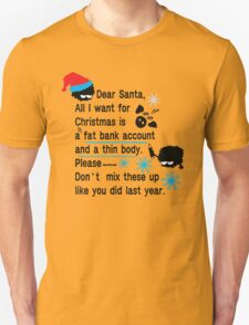 Funny new year resolutions T-Shirt