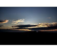Donny Brook Sunset - Melbourne Photographic Print