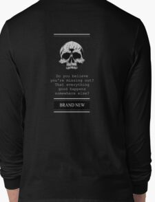 ask yourself this question Long Sleeve T-Shirt