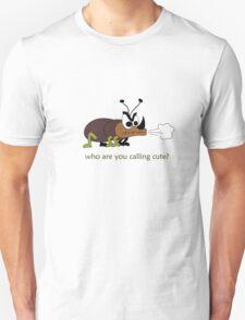 Angry Rhino Beetle T-Shirt