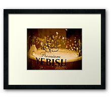 Yebisu Framed Print