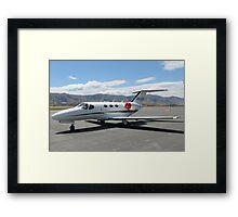 ZK-LCA C510 Framed Print