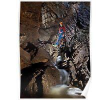 GB Cavern - Mendip Poster