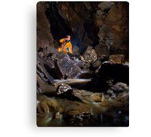 GB Cavern -  The Shoot Canvas Print