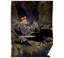 GB Cavern -  The Shoot Poster