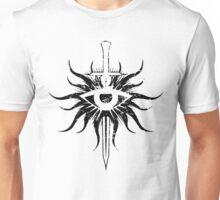 Dragon Age Inquisition Symbol Broken Unisex T-Shirt