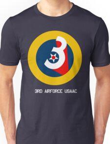 3rd Airforce Emblem Unisex T-Shirt