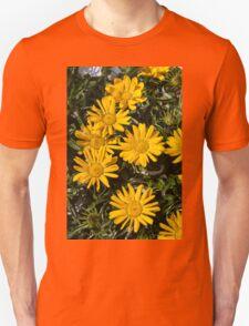 garzania gardenia in the garden T-Shirt
