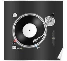 TURNTABLE Poster