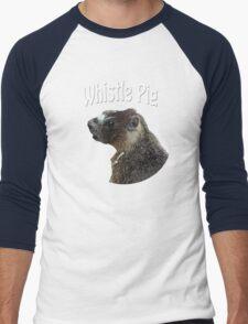 Rocky Mountain Marmot Men's Baseball ¾ T-Shirt