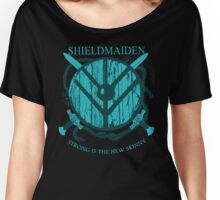 Shieldmaiden - Strong is the new skinny Women's Relaxed Fit T-Shirt