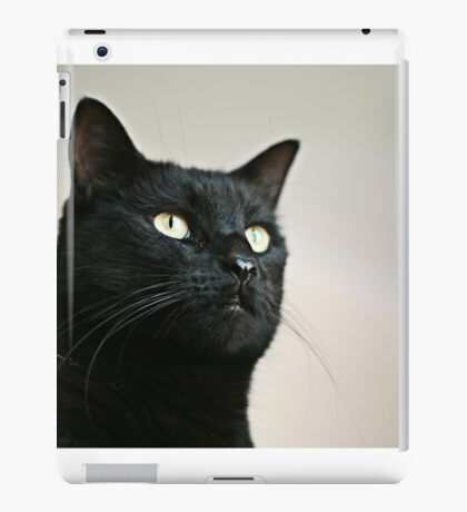 Panther Eyes iPad Case/Skin