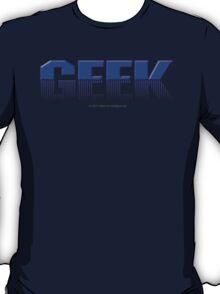 Geek (blue) T-Shirt