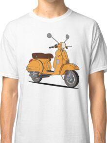 Vespa PX 150 Orange Classic T-Shirt