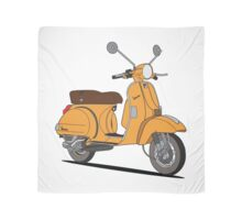 Vespa PX 150 Orange Scarf