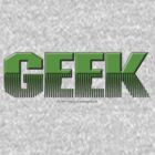Geek (green) by SOIL