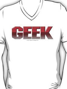 Geek (red) T-Shirt