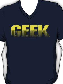 Geek (yellow) T-Shirt