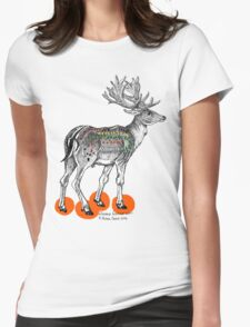 My Deer M&Ms Womens Fitted T-Shirt