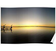 Sunrise in Key Largo Poster