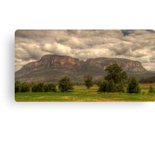 True Blue - Capertee Valley, Australia  - The HDR Experience Canvas Print