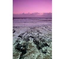 Morning at Alexandra Headlands 2 Photographic Print
