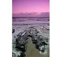 Morning at Alexandra Headlands 3 Photographic Print